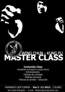 Master Class 2012